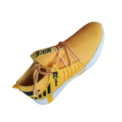 Shoes yellow