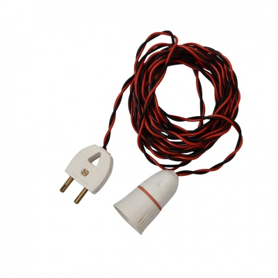 Twin Twisted Flexible Wire with Holder 20meter