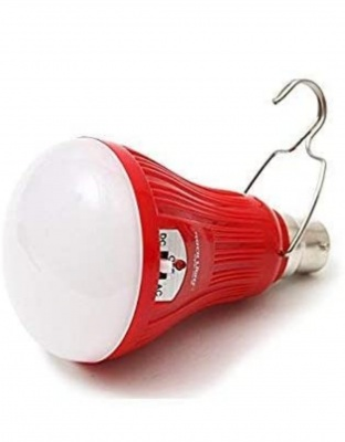 Rechargeable AC/DC Bulb 25W 40-SMD Emergency Automatic Led Light with Detachable Handle (Multicolour)